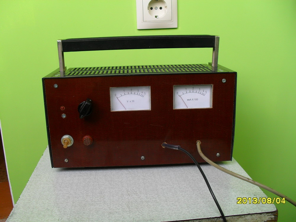В поделках радиолюбителей